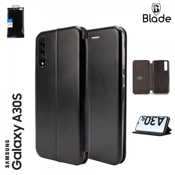 BLADE BOOK TASCHE STYLE SAMSUNG GALAXY S9 SCHWARZ